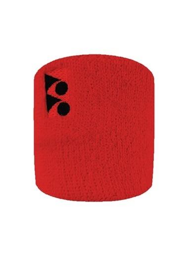 Yonex Ac489 Havlu Bileklik Kırmızı Beyaz